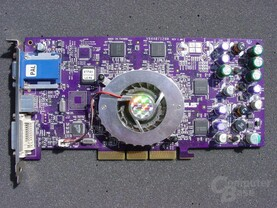 Asus GeForce 4 Ti4400