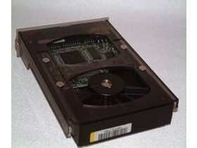 HDD montiert