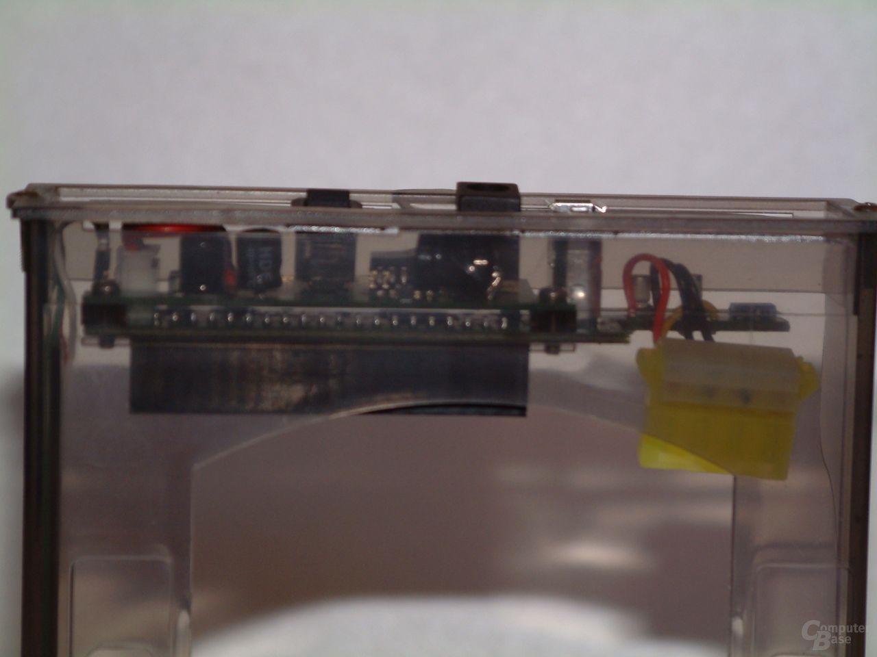 Elektronik Unterseite