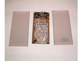 Festplatte mit Elektronik