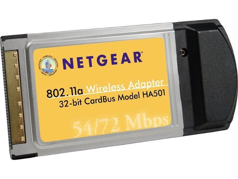 Netgear 802.11a
