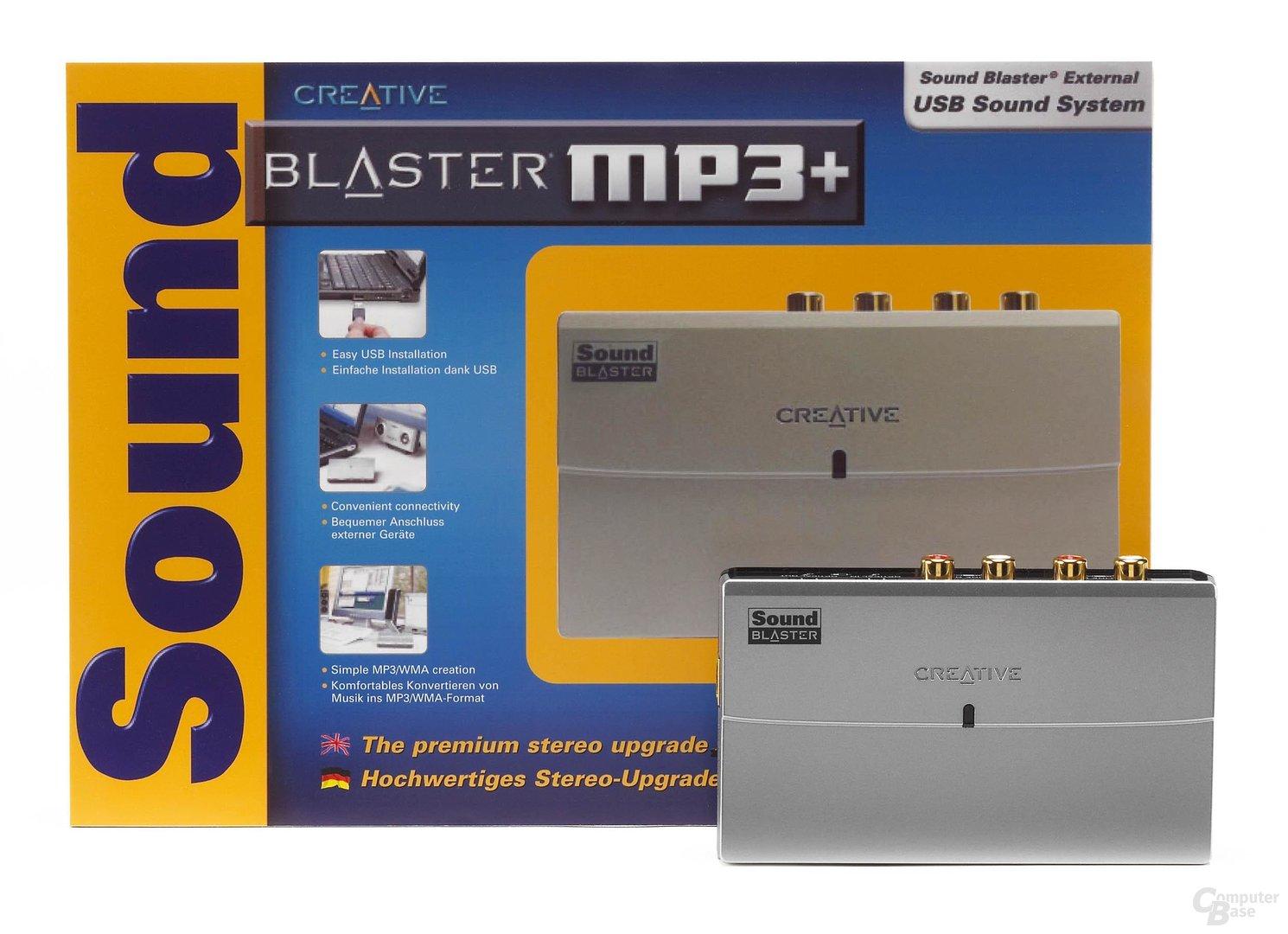 Sound Blaster MP3+