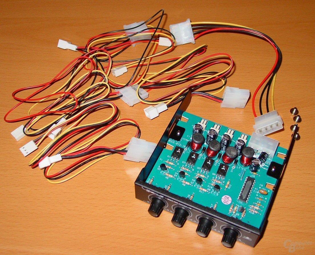 NXP-205 - Kabel und Steuerung - 2