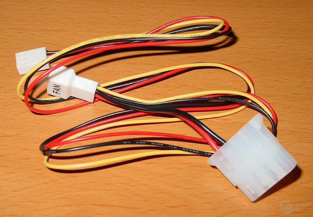 NXP-205 - Lüfterkabel