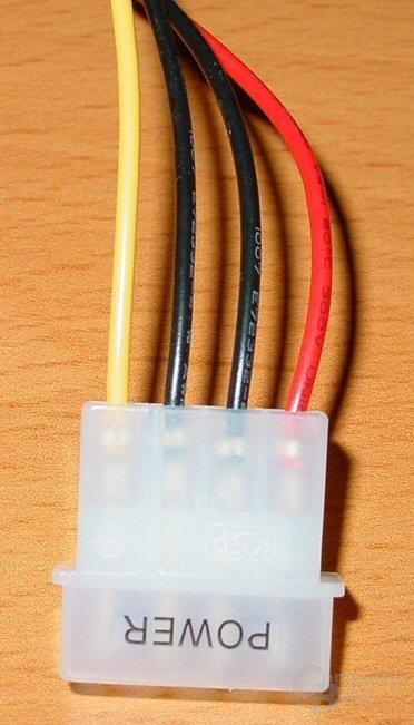 NXP-205 - Stromkabel