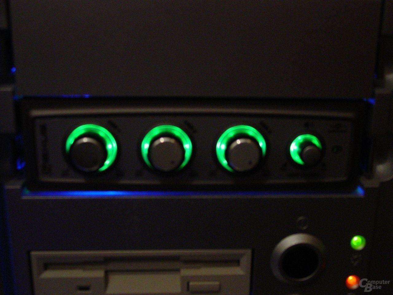 NXP-301 - Beleuchtung