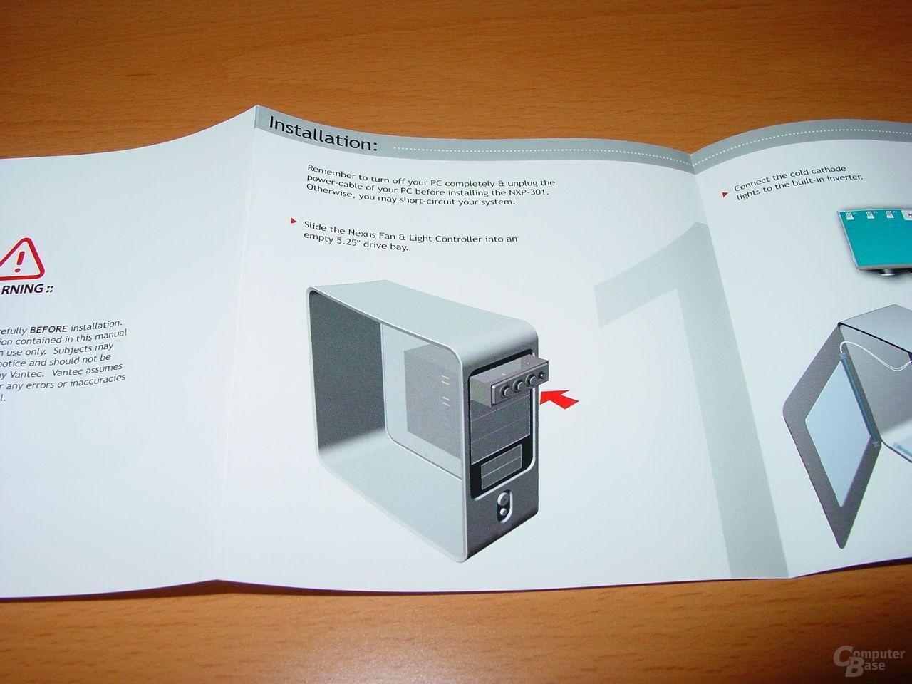 NXP-301 - Handbuch - 3