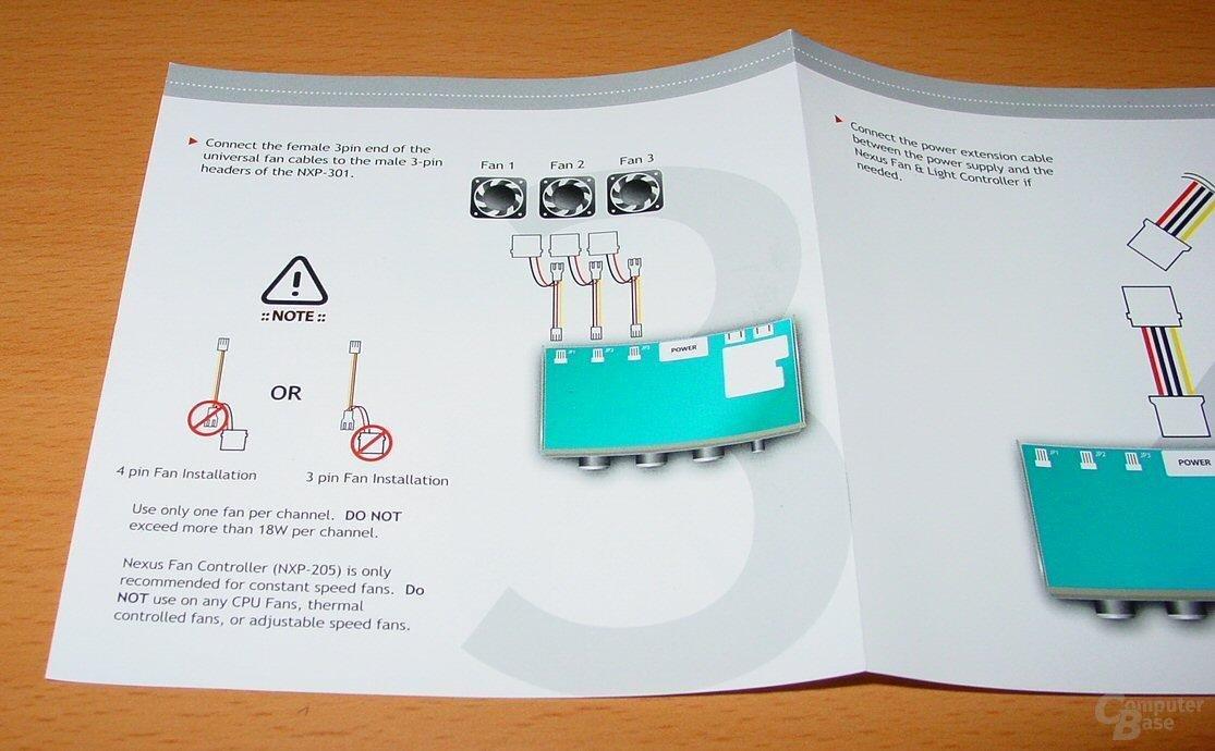 NXP-301 - Handbuch - 5