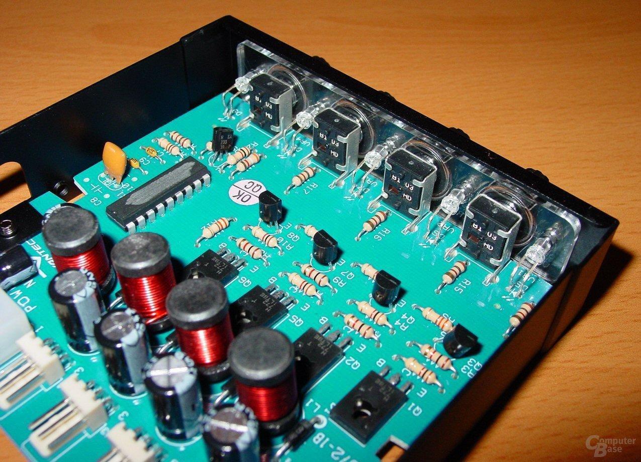 NXP-205 - Aufbau