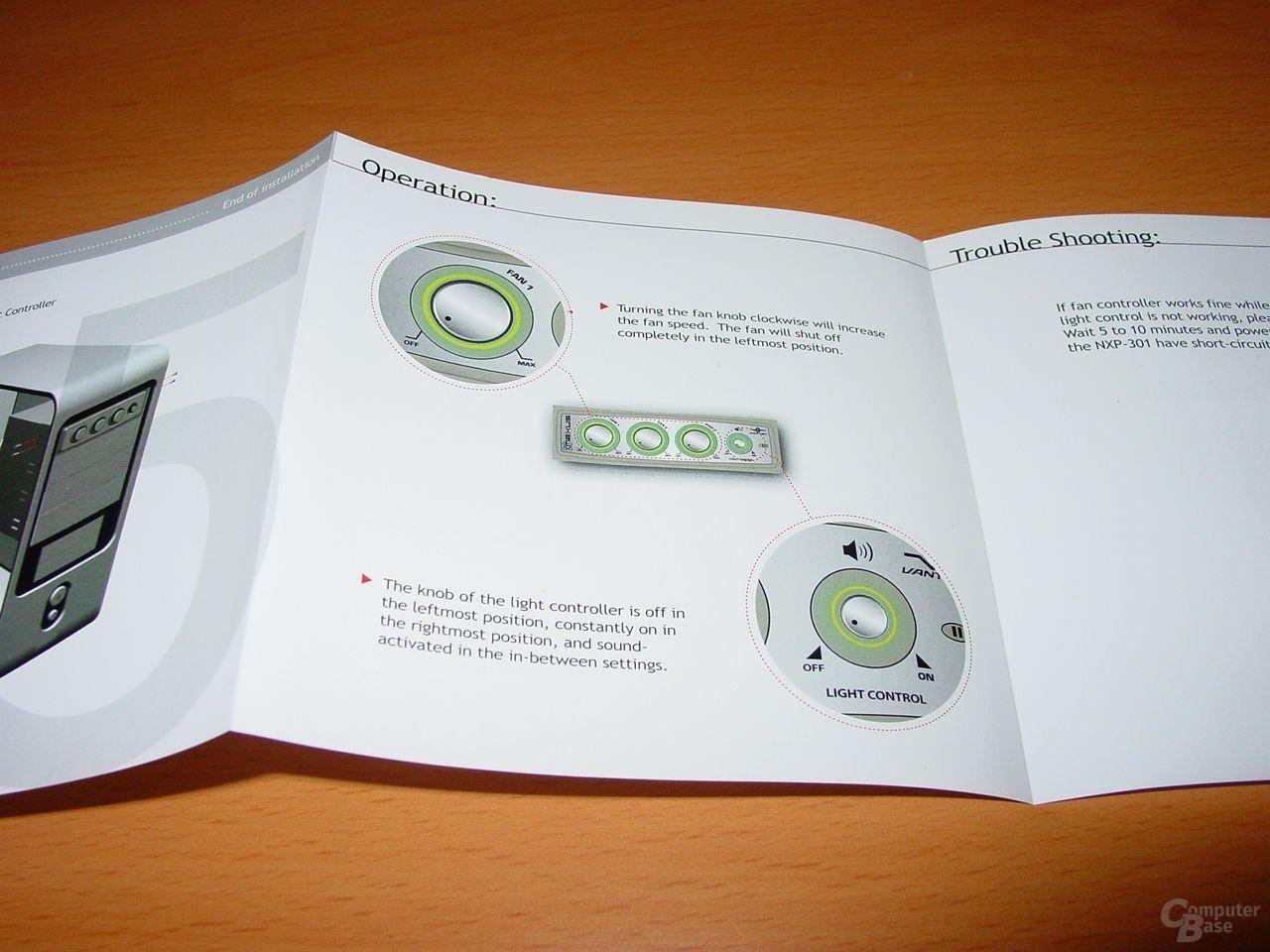 NXP-301 - Handbuch - 8
