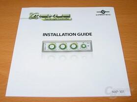 NXP-301 - Handbuch