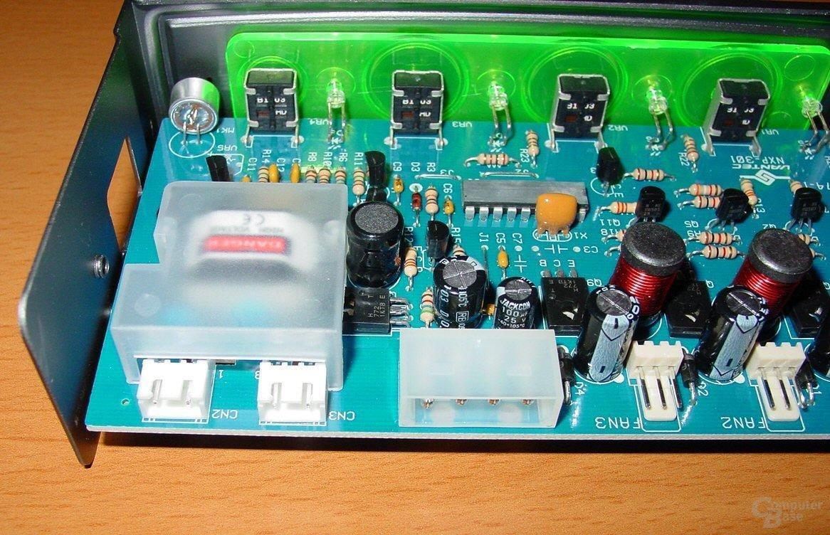NXP-301 - Kathodenanschlüsse
