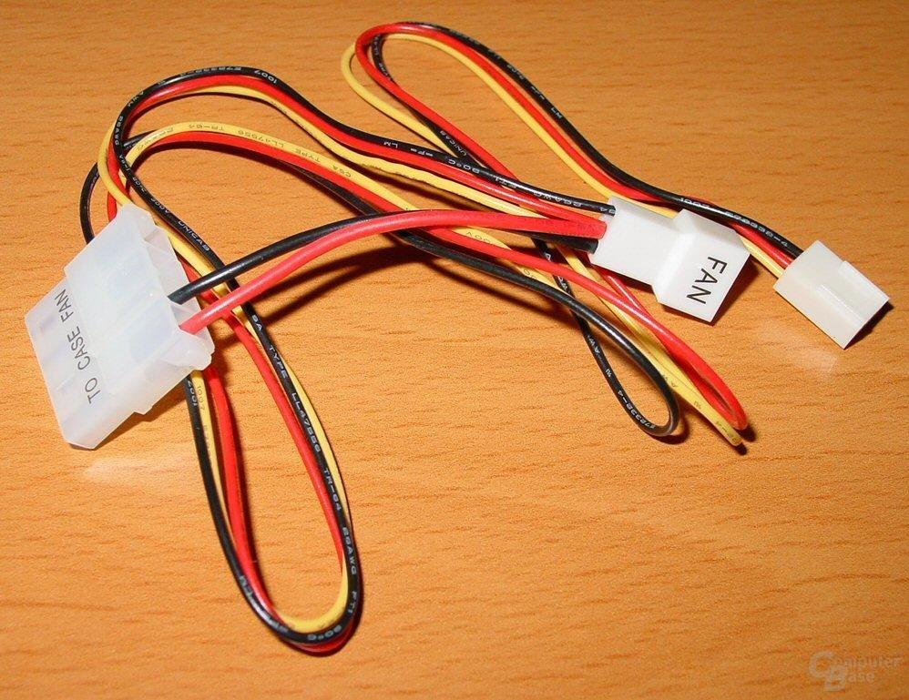 NXP-301 - Lüfterkabel - 2