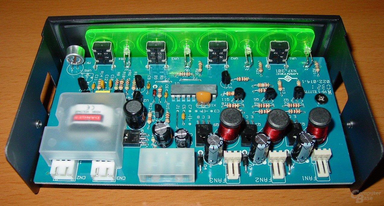 NXP-301 - Steuerung