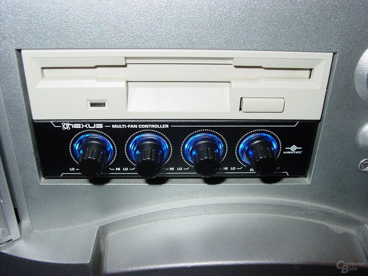 NXP-205 - Eingebaut