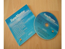 Handbuch und Treiber-CD