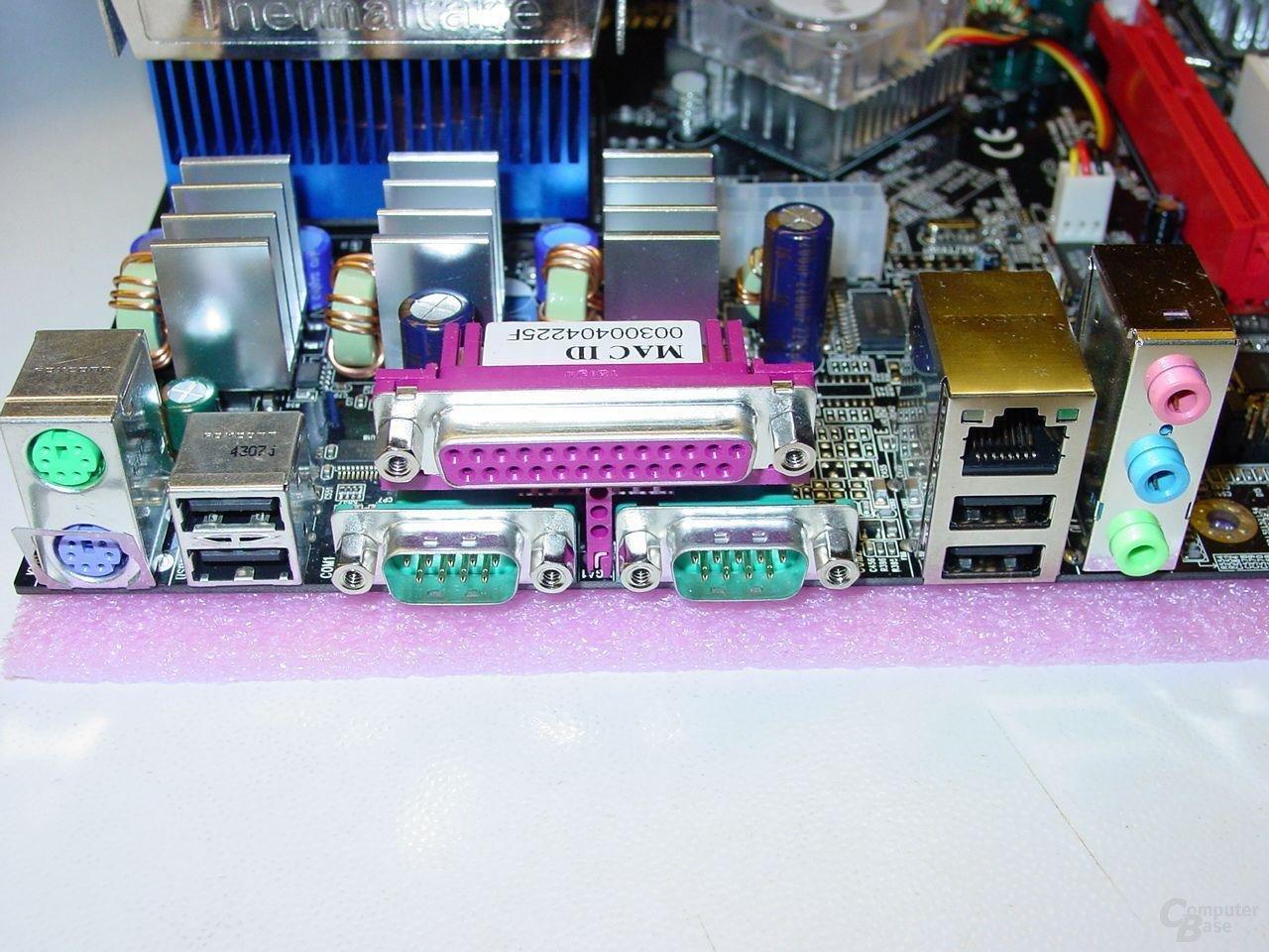 Leadtek K7NCR18D ATX Panel