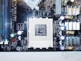 Leadtek K7NCR18D CPU Sockel