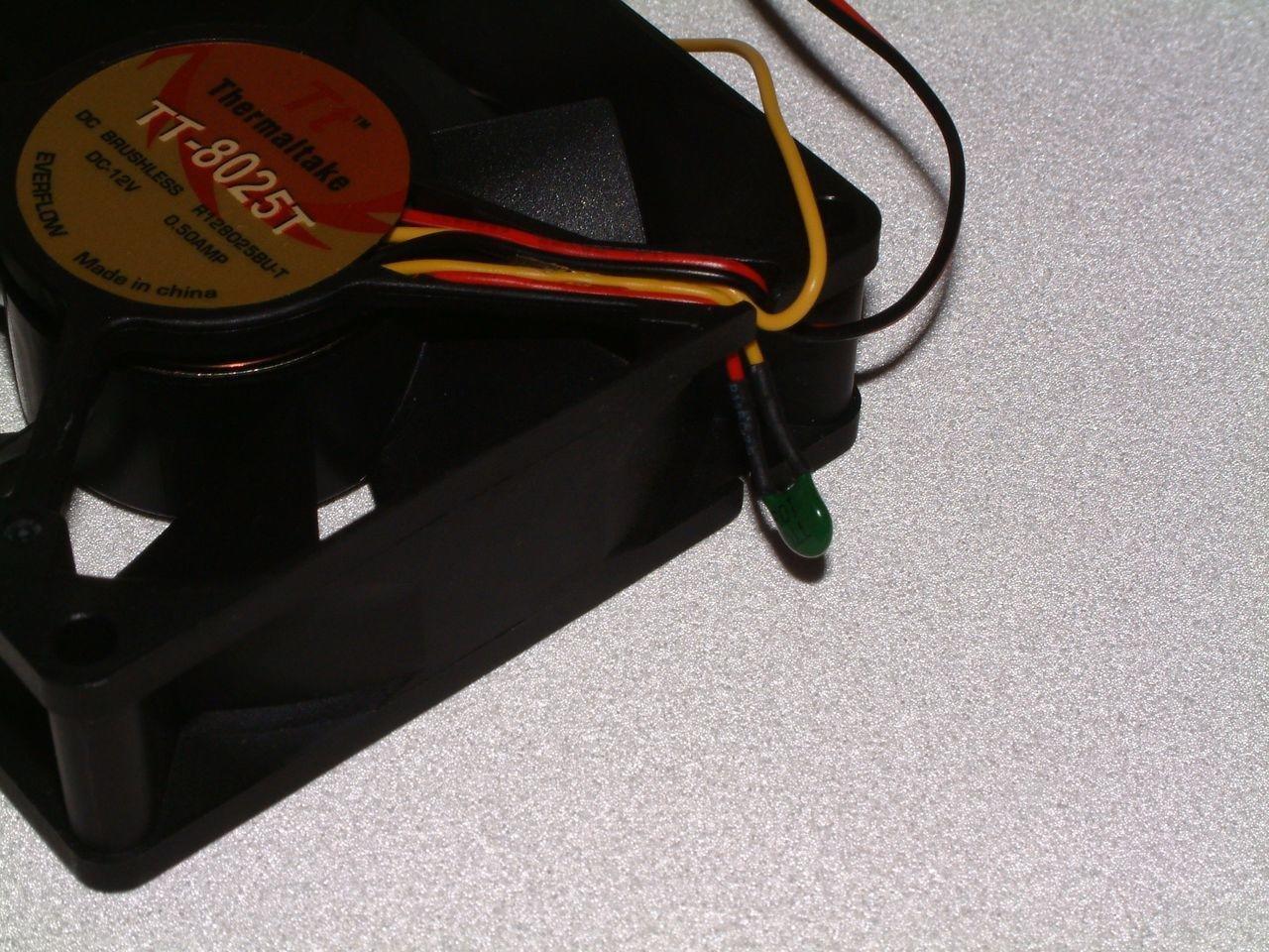 Smart Case Fan Temperaturfühler
