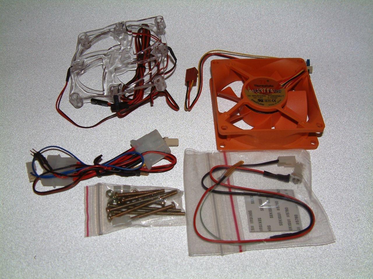 Thermaltake Smart Case Fan II