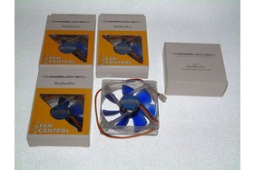 Noiseblocker Ultra Silent Fans