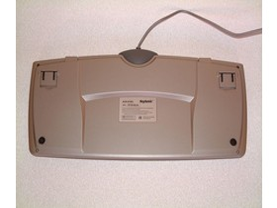 Tastatur Rückseite