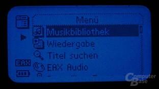 Jukebox Zen - Nahaufnahme