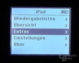 iPod - 45cm Entfernung