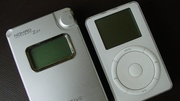 MP3-Player im Test: Creative Jukebox Zen gegen Apple iPod
