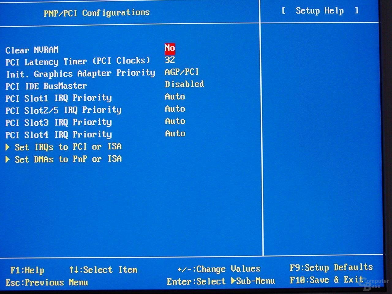 MSI 865PE Neo2-FIS2R BIOS