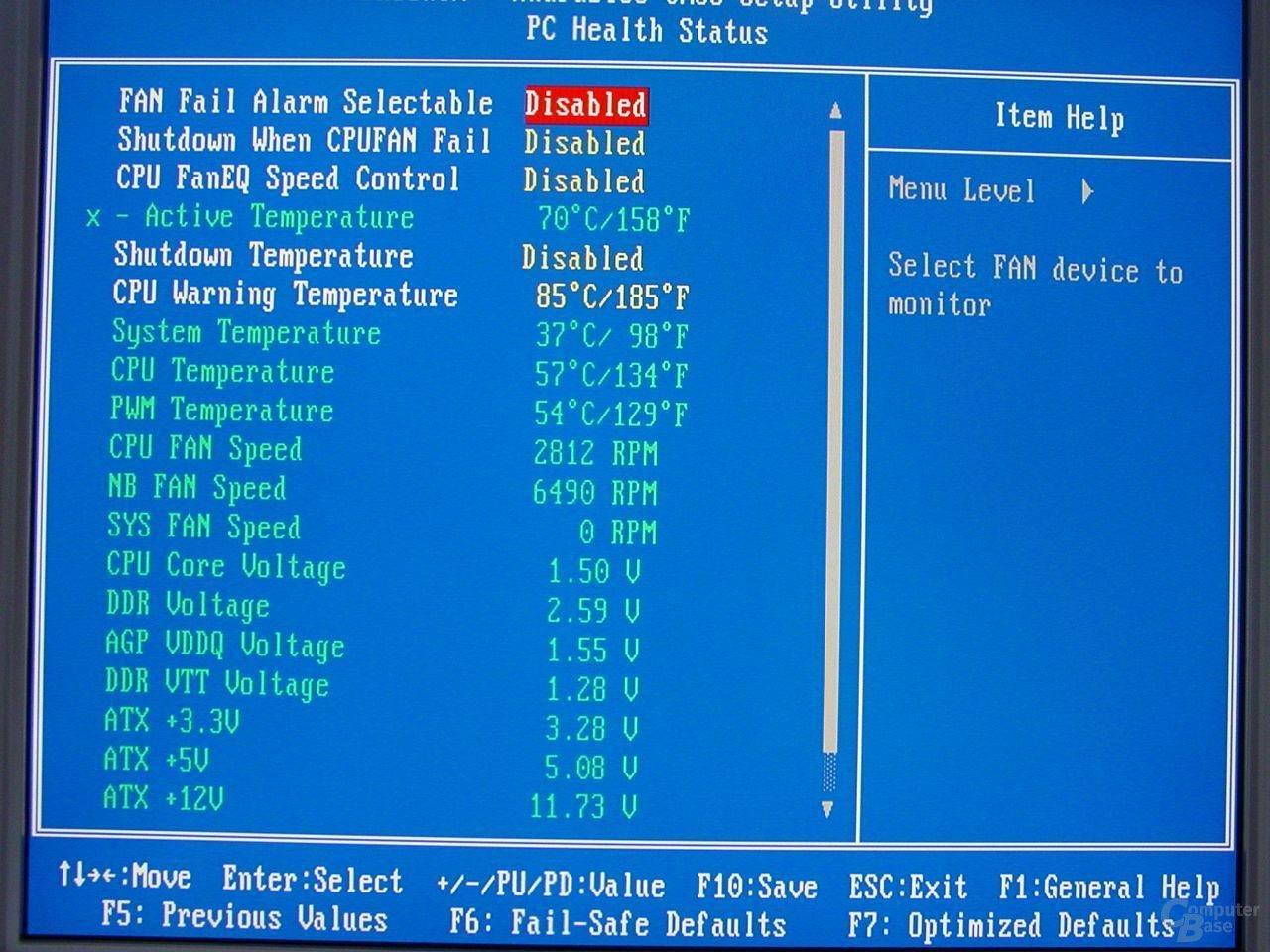Abit IS7-G BIOS