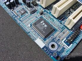 Gigabyte GA-8PENXP mit iTE Super I/O Chip