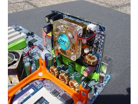 Gigabyte GA-8PENXP mit DSP2 Modul