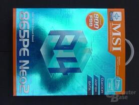 MSI 865PE Neo2-FIS2R Verpackung