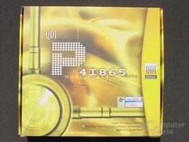 QDI P4I865GA-6A Verpackung