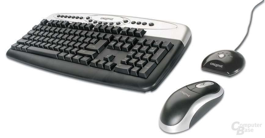 Wireless Desktop 6000