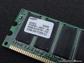 Samsung DDR400