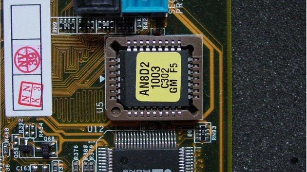 nVidia nForce 2: Anleitung zur Wiederbelebung