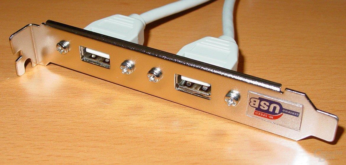 Gigabyte GA-8KNXP - USB Modul