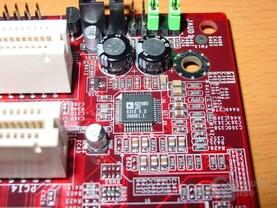 MSI 875P Neo-FIS2R - ADI Sound Codec