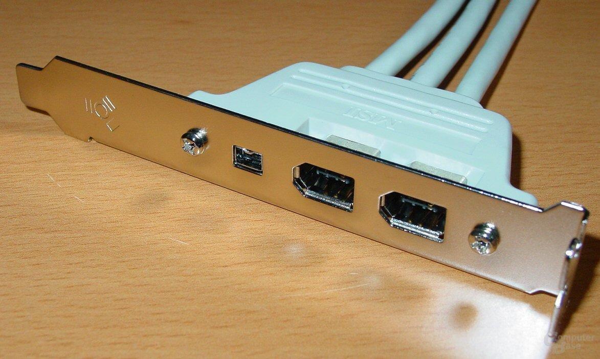 MSI 875P Neo-FIS2R - Firewire Modul