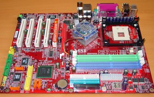 MSI 875P Neo-FIS2R - Mainboard - 2
