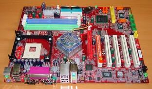MSI 875P Neo-FIS2R - Mainboard