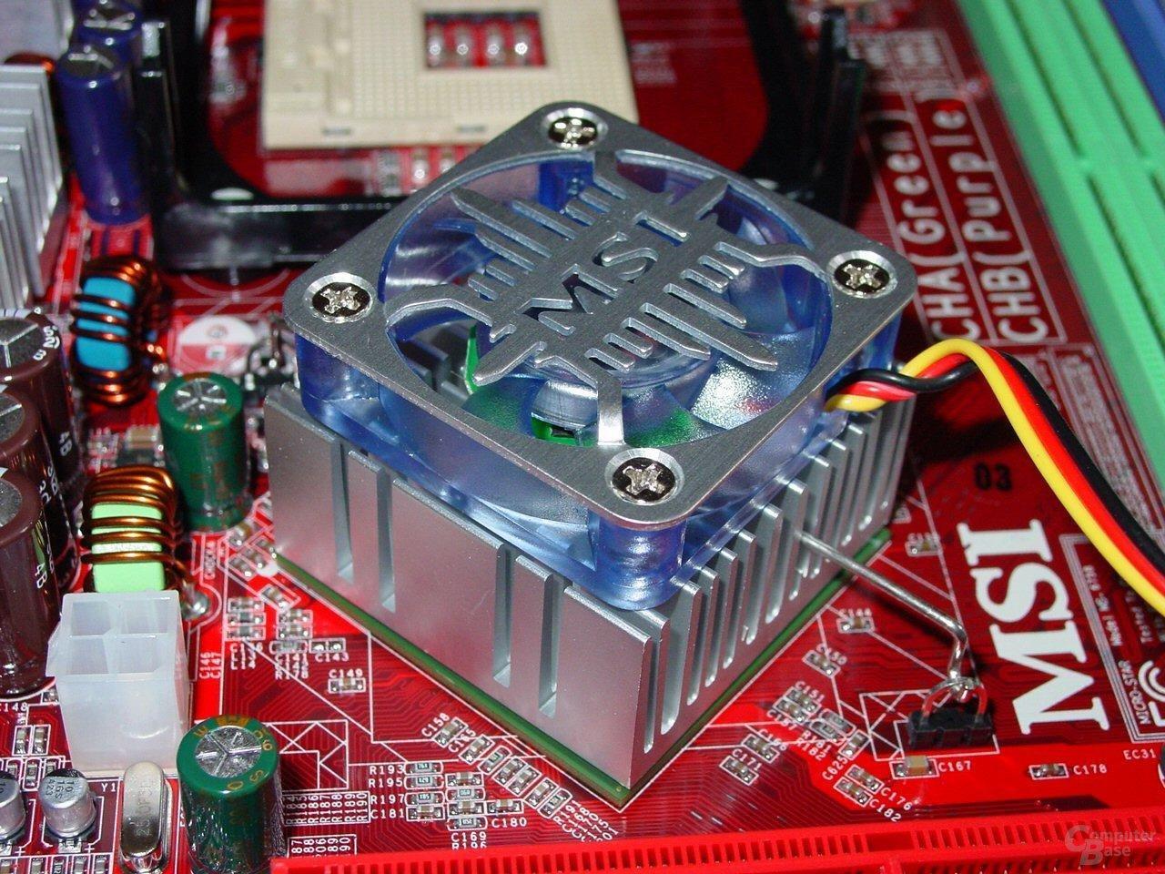 MSI 875P Neo-FIS2R - MCH Kühler