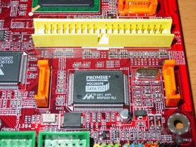 MSI 875P Neo-FIS2R - Promise SATA Raid