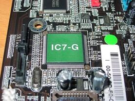 Abit IC7-G - Raid Controller