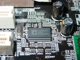 AOpen AX4C Max - ICS