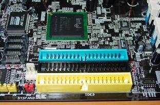 AOpen AX4C Max - IDE