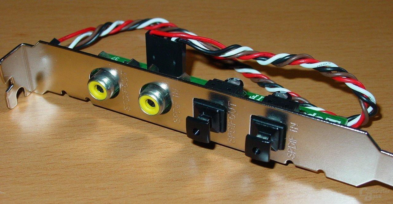 AOpen AX4C Max - Sound Modul