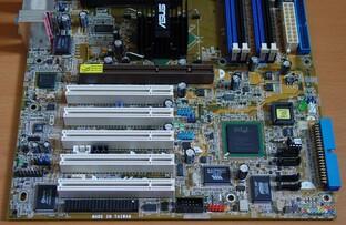 Asus P4C800-E Deluxe - Board - 2